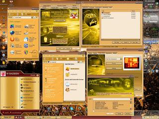Gold Windows XP SP3 2016