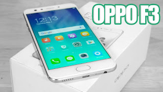 OPPO F3 - Dual Selfie Camera - 64GB - Gold