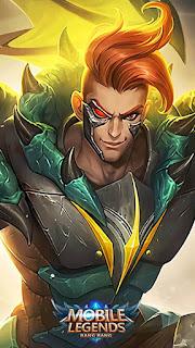 Claude Mecha Dragon Heroes Marksman of Skins V1