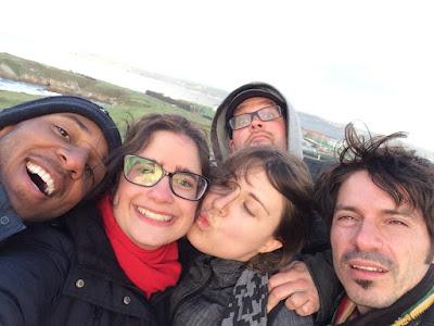 Galicia travel buddies!