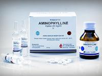 Aminofilin - Kegunaan, Dosis, Efek Samping