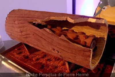 Buche roulee pierre herme