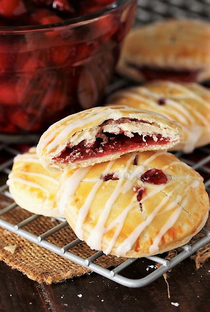 Cherry Pie Cookies Image