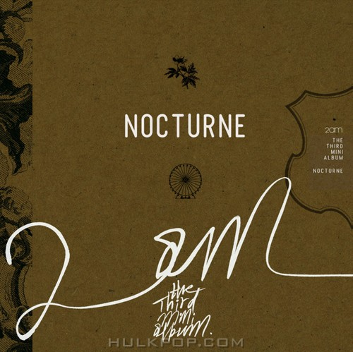 2AM – NOCTURNE – EP (ITUNES PLUS AAC M4A)