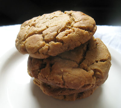 cayenne peanut butter cookies