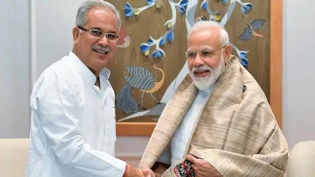 छत्तीसगढ़ के CM भूपेश बघेल ने PM नरेंद्र मोदी से जिम खोलने की अपील