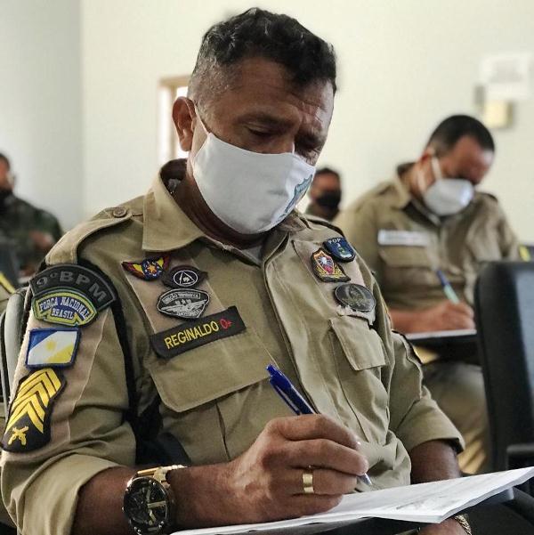 Sargentos do 9º Batalhão realizam avaliação do CAS/2020 em Araguatins