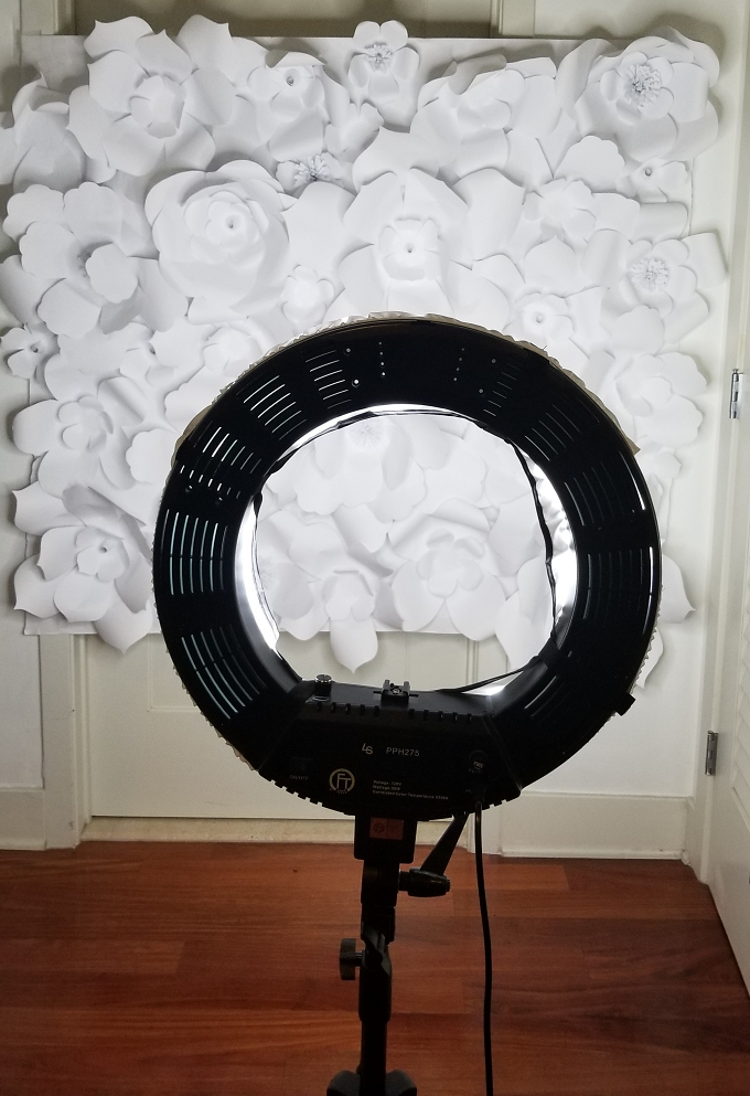 Easy diy photobooth for weddings la vie en may petite guests can put on a timer on the ipad and take photos that way an ipad holder only costs 699 on ebay so its not too much of an additional cost solutioingenieria Image collections