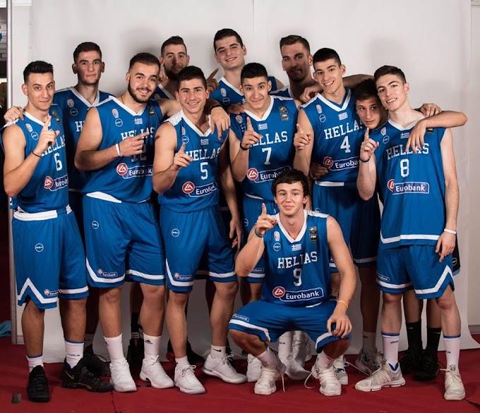Ποιοι είναι οι δώδεκα της Εθνικής Εφήβων-Φοβερό αφιέρωμα του Sport24.gr