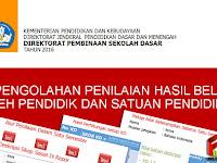 Penilaian dan Pengolahan Hasil Belajar Kurikulum 2013 Revisi Terbaru