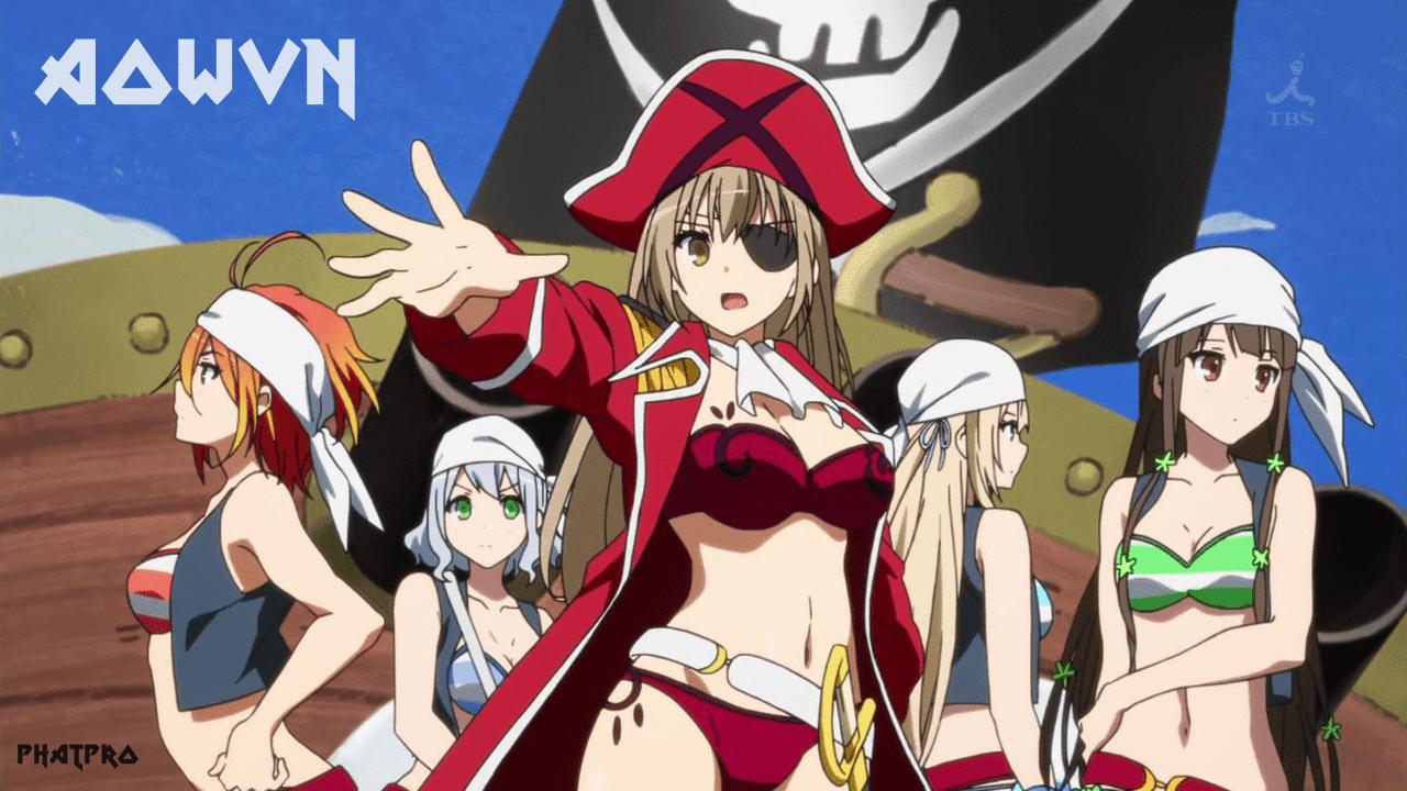 Amagi%2B %2BPhatpro min - [ Anime 3gp Mp4 ] Amagi Brilliant Park BD + Ova + SP | Vietsub - Cực Hài - Cực Moe