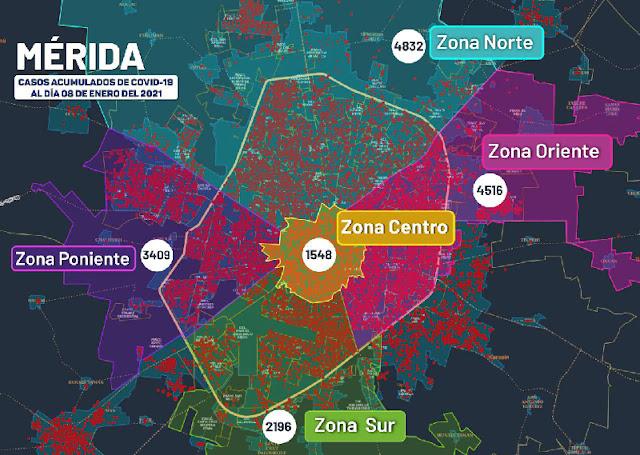 Se incrementan contagios e ingresos hospitalarios por COVID-19 en los últimos días en Yucatán: Salud
