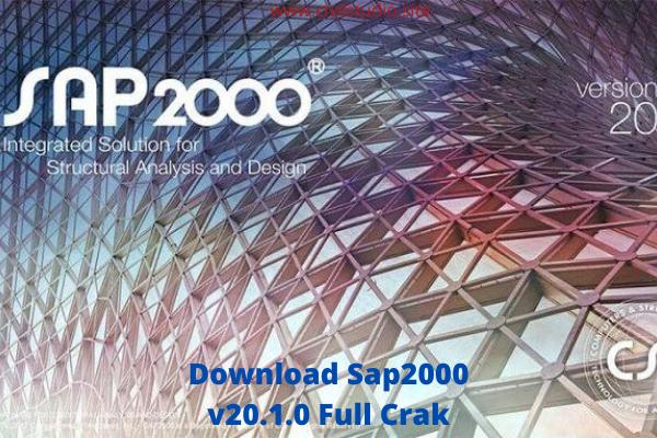 6_Download SAP2000_v20.1.0