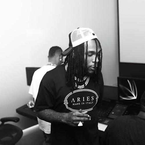Wizkid and Burna Boy Hit The Studio Together
