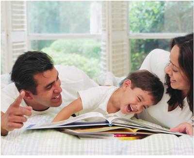 educación familiar, educación primaria, familia actual,