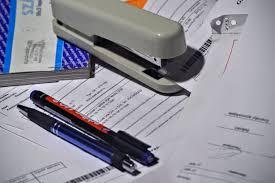 Procédures d'enregistrement les opérations comptable