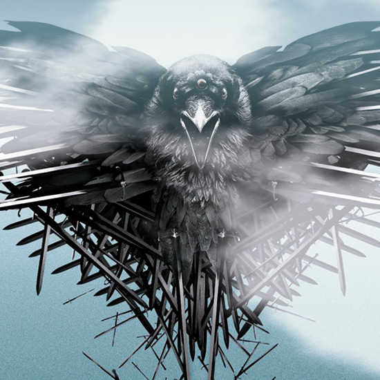 Game of Thrones Eagle Sigil Wallpaper Engine