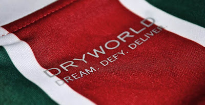 First-Ever Dryworld Fluminense 2016 Home and Away Kits Revealed 4ac85af900e37
