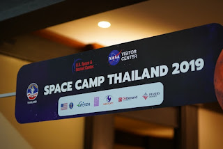 Space Camp Thailand 2019