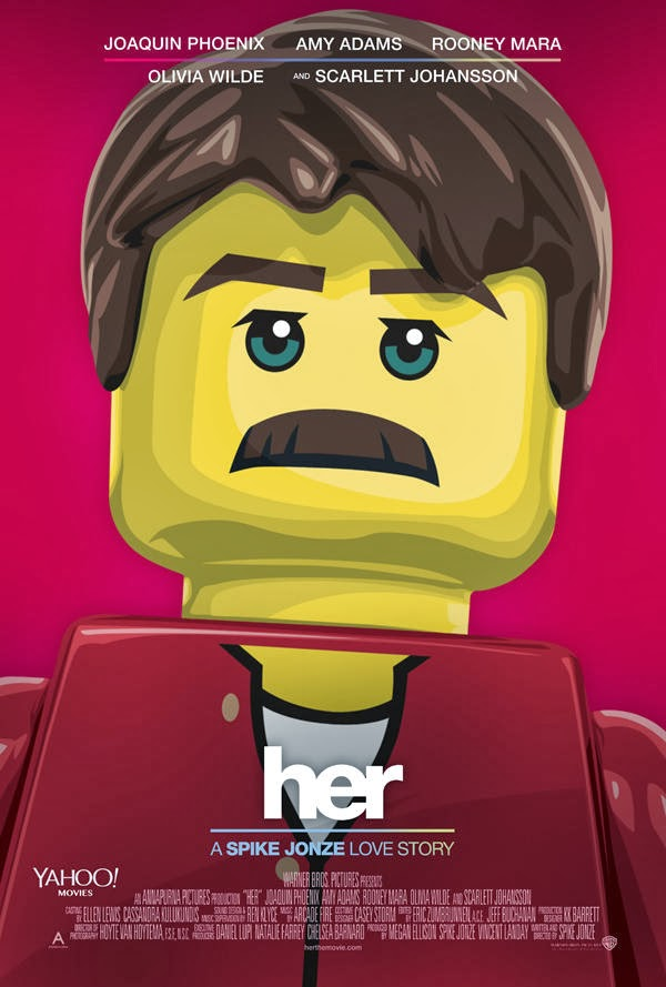 Poster Lego - Her