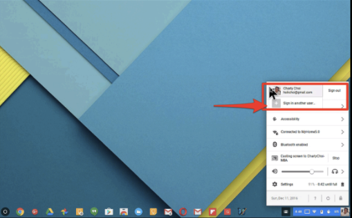 G Suite/Chromebook Blog: [Security,Sync & Multi-login
