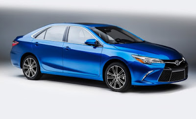 New Brand Toyota Camry 2016 & 2017