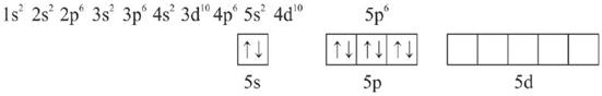 konfigurasi ion I3