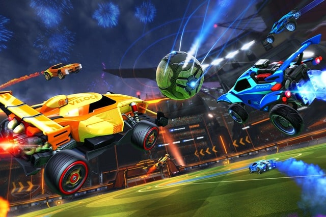 Rocket League Pass 6 Screenshots