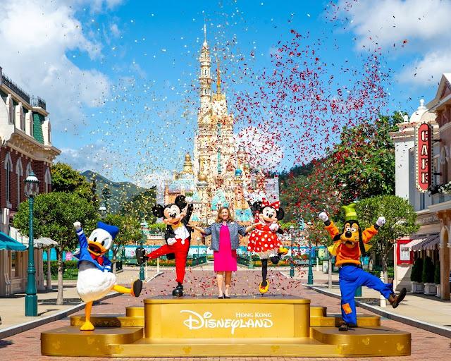 Hong Kong Disneyland officially reopens June 18 2020