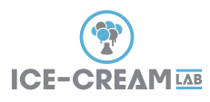 Ice Cream Lab Franchise Logo