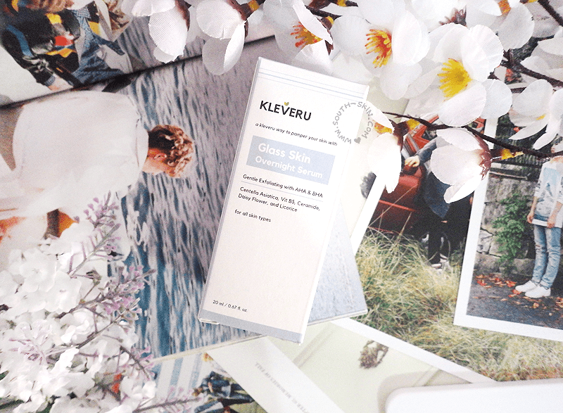 review-kleveru-glass-skin-overnight-serum-southskin