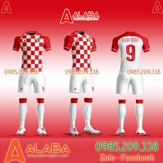 Áo Croatia bigsize