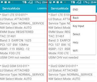 Cara menetapkan jaringan 4g samsung j3 [Lock Sinyal  4G LTE Praktis]