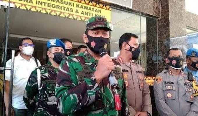 Soal Kecelakaan Pengunaan Senpi, Komandan Lanud P.M Bun Yamin: Satuan Pom Akan Dalami