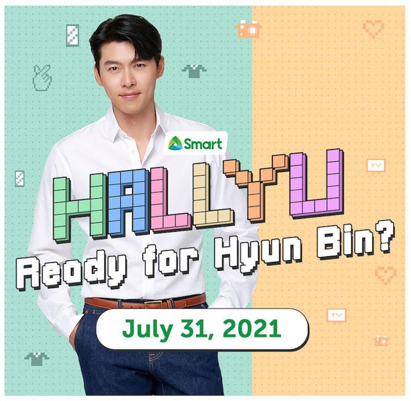 Smart to hold Hallyu Hangouts with Hyun Bin on July 31
