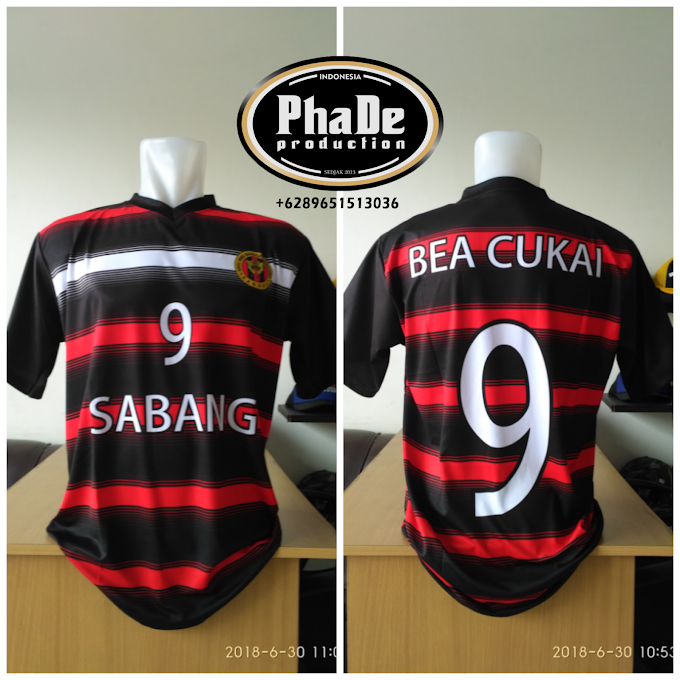 JERSEY VOLLY BEACUKAI SABANG