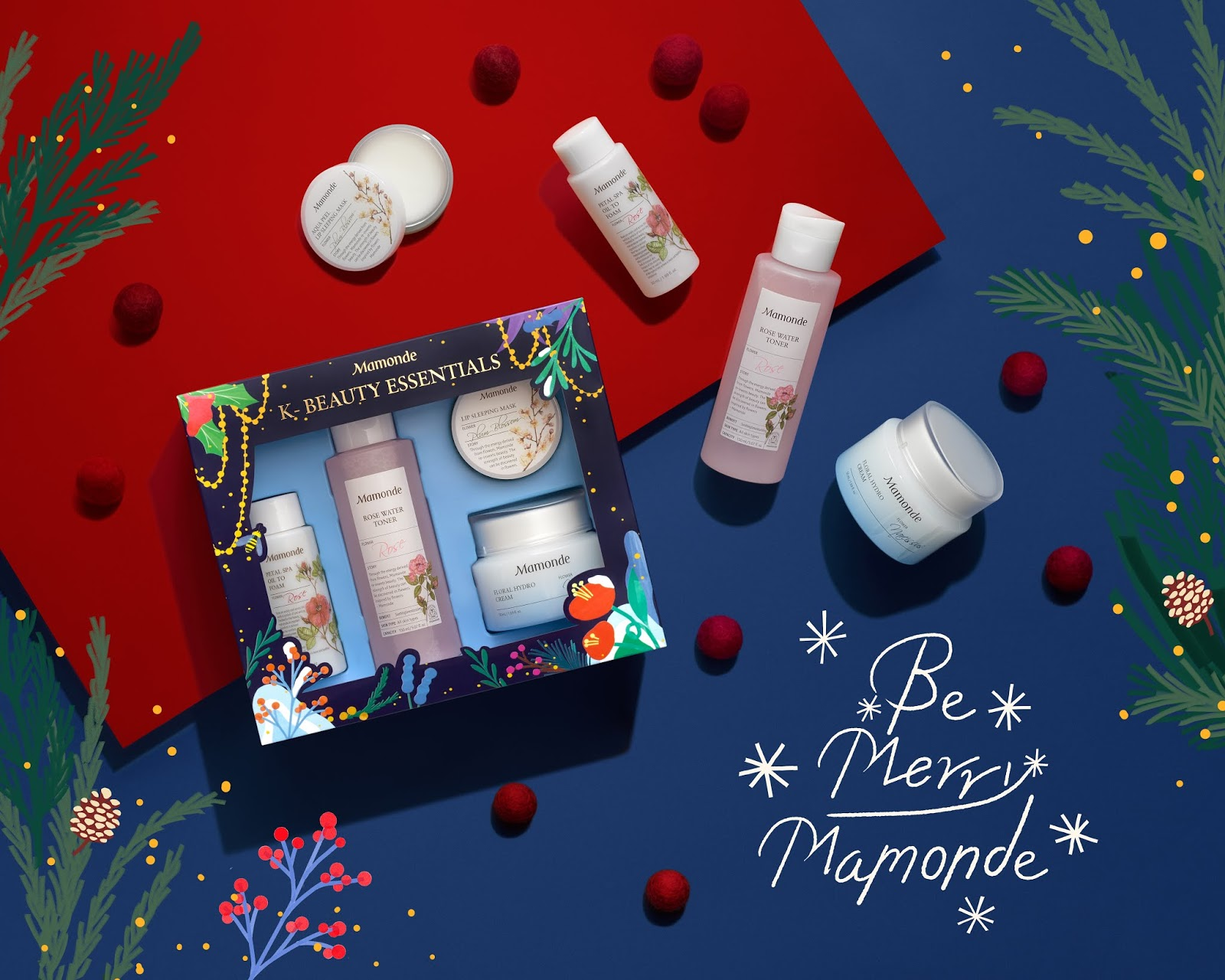 [REVIEW] A CHRISTMAS WISHLIST MUST-HAVE: MAMONDE'S K-BEAUTY ESSENTIALS SET