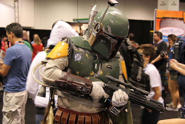 replica boba fett suit