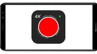 تنزيل برنامج 4K Camera - Filmmaker Pro mod premium  Camera Movie Recorder Paid مدفوع مهكر بدون اعلانات بأخر اصدار