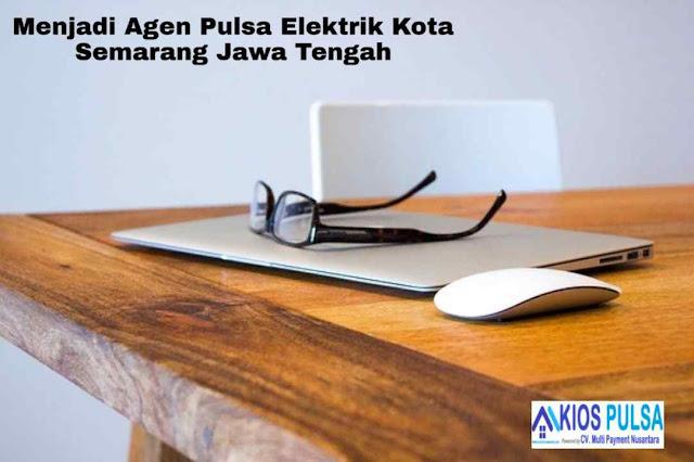 Agen Pulsa Elektrik Kota Semarang Jawa Tengah