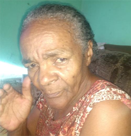 Anápolis: Idosa de 85 anos está desaparecida. Ajude compartilhando