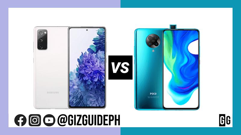 Samsung Galaxy S20 FE vs POCO F2 Pro Specs Comparison
