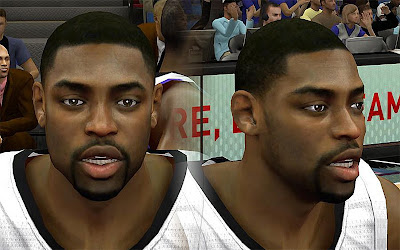 NBA 2K13 Tyreke Evans Cyberface Patch