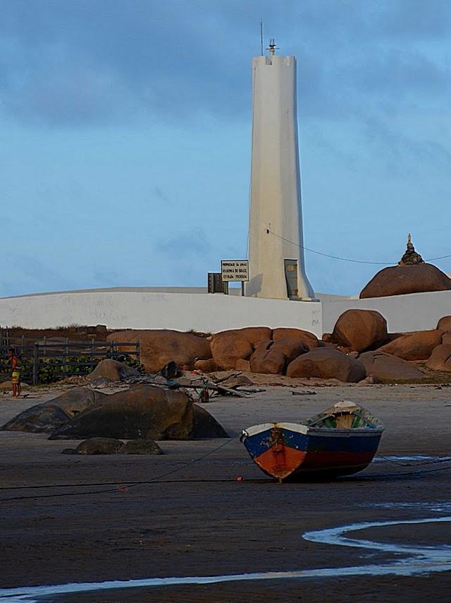 Cultura: O Farol da Pedra do Sal