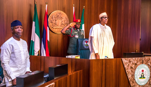 My government is working to reduce unemployment- Buhari