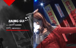 Lirik Lagu Amung Siji - Happy Asmara