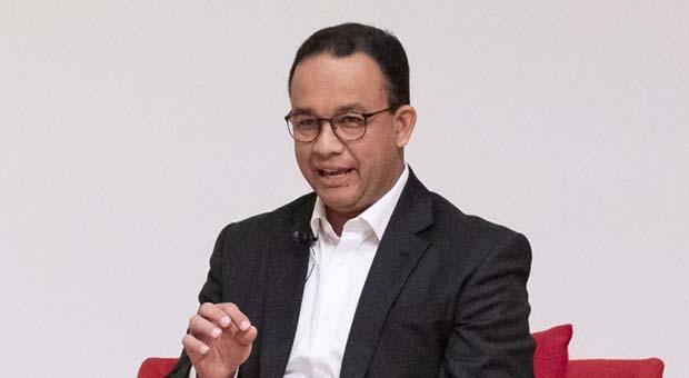 Anies Baswedan Ancam Tutup Pabrik Pembuat Polusi di Jakarta