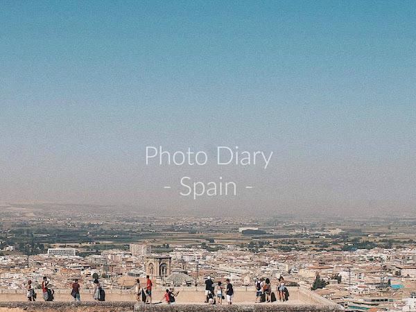 Photo Diary: Granada, Spain