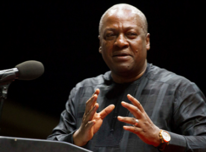Mahama condemns seizure of Kofi Adams' cars