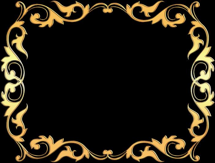Gifs y fondos galilea marcos dorados for Marcos de fotos dorados